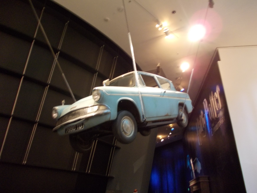 The Flying Ford