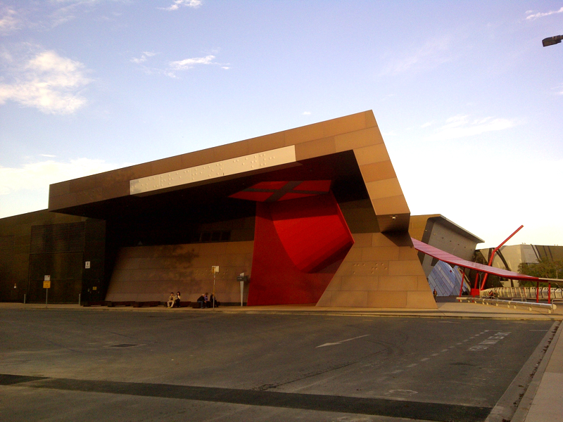 National Museum of Australia.